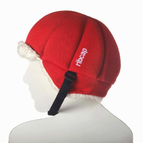 Ribcap Harris, czerwony S