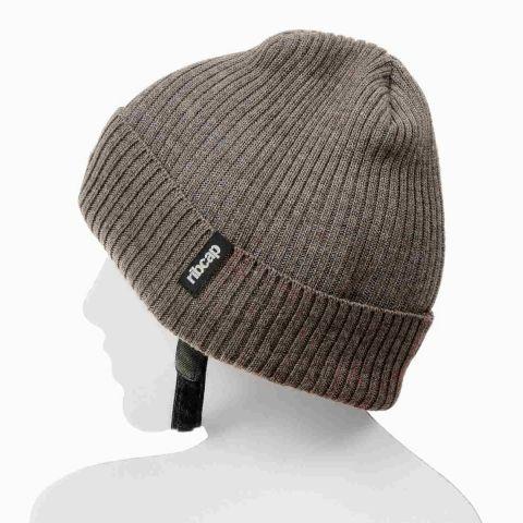Ribcap Iggy Brown Large