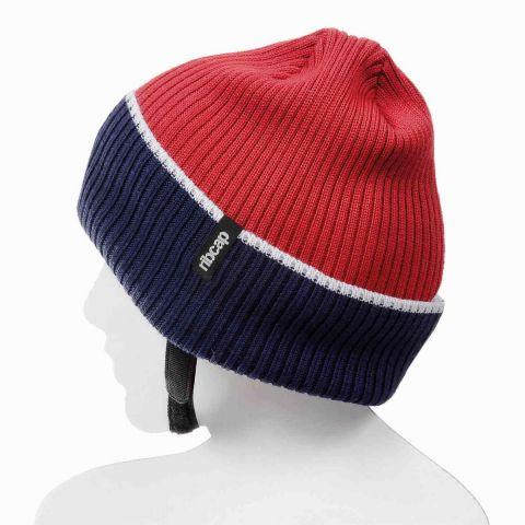Ribcap Iggy Red / Marine Small