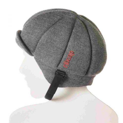 czapka ochronna Ribcap Jackson szary M
