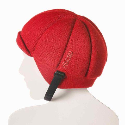 Ribcap Jackson Czerwony