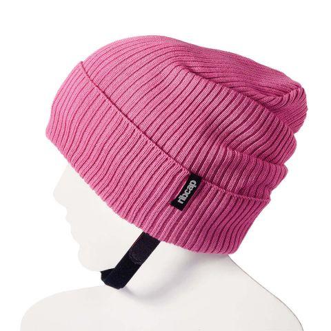 Ribcap Różowy L