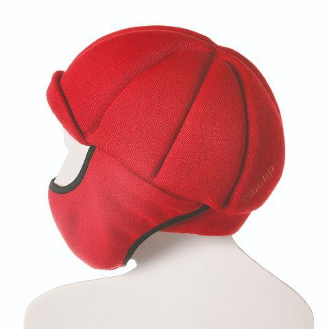 Ribcap Palmer  Czerwony