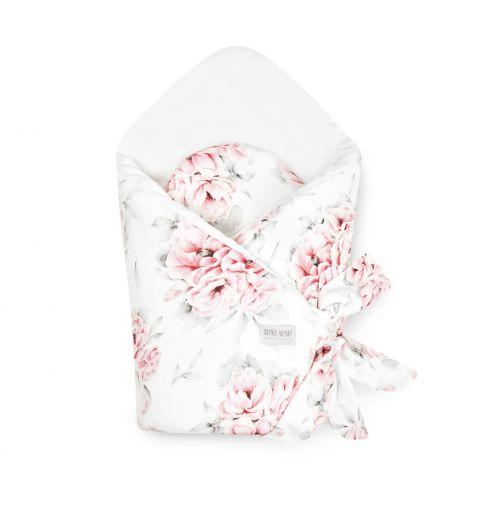 Rożek niemowlęcy qbana mama in blossom