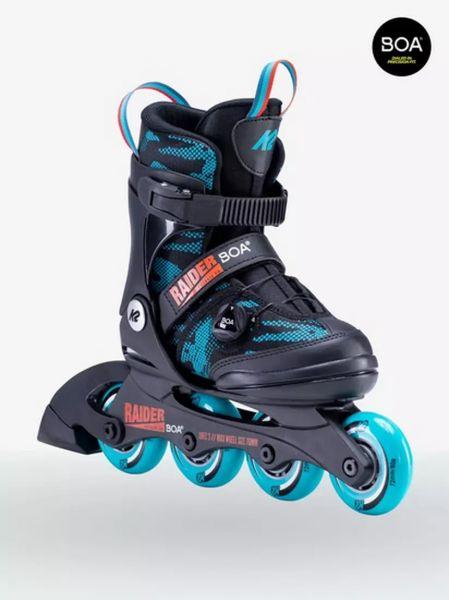 Rolki dla chłopaka K2 Rider BOA