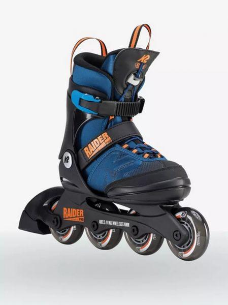 Rolki dla chłopców K2 Rider PRO