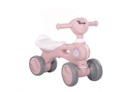 Rowerek biegowy jeździk BIKE JUMPY pink Bo Jungle