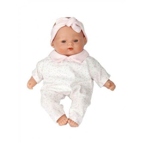 miękka lalka bobas dla dziecka barrutoys