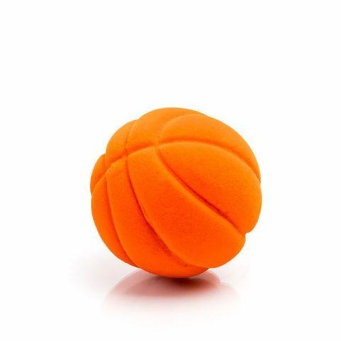 Rubbabu Piłka koszykówka pomarańczowa mała