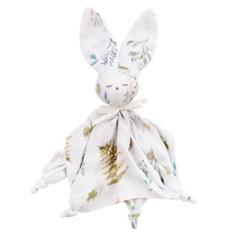 Samiboo Bambusowy króliczek pierwsza przytulanka dou dou LEŚNY