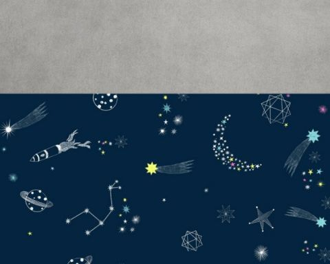 Samiboo Mufka galaktyka na srebrnym