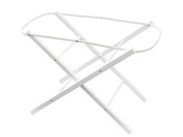 Shnuggle stojak prosty folding biały składany