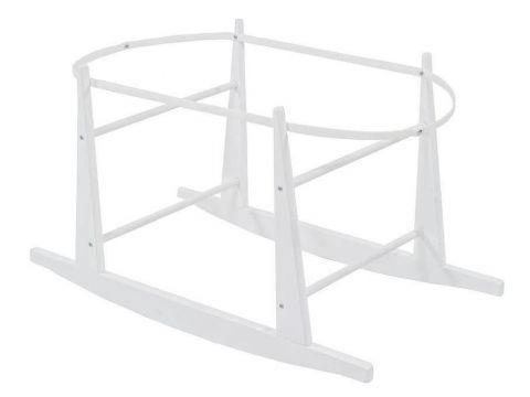Shnuggle stojak Rocking bujany biały