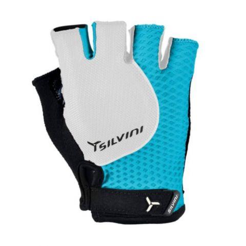 Silvini rękawiczki SASSO ocean-white 5-6