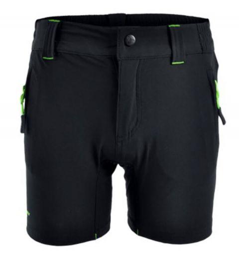 Silvini spodnie MTB ARVO  black-green 122-128