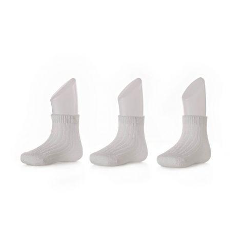 XKKO socks 6-12 miesięcy for white