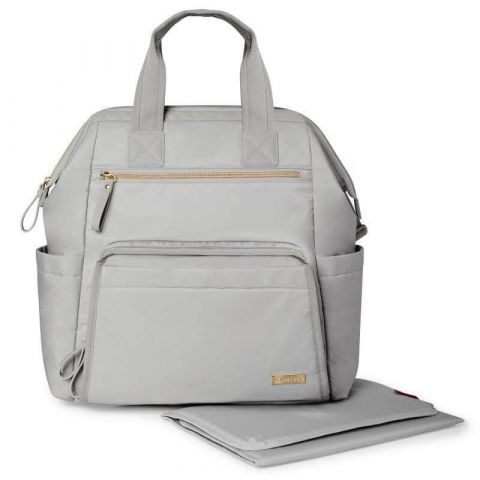 Skip Hop - Plecak Main Frame Wide Open Cement