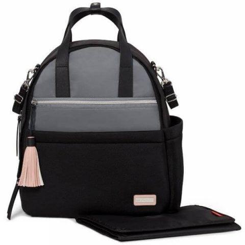 Skip Hop - Plecak Nolita GreyBlack