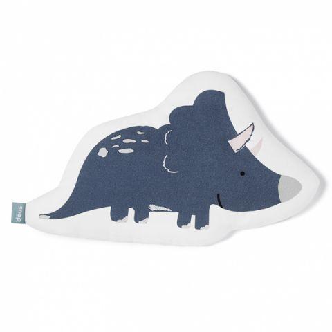 płaska poduszeczka dla niemowląt Triceratops