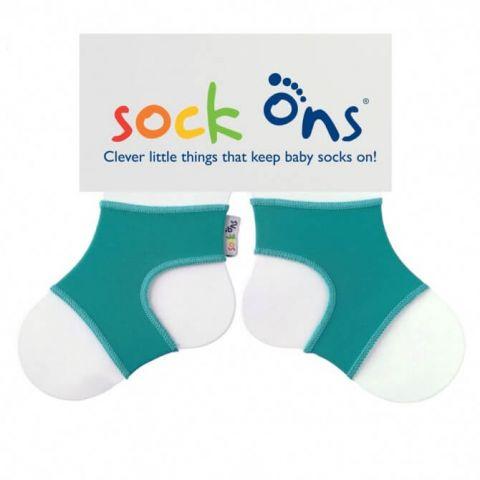 XKKO socks ons do skarpetek turkus 0-6 msc
