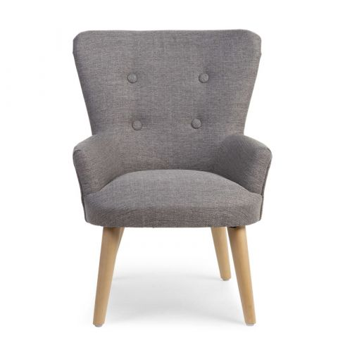Sofa pojedyncza do pokoju dziecka pojedyncza Grey Childhome