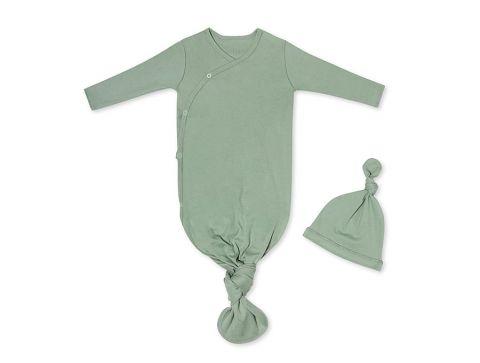 Snap the Moment Śpij-worek śpiworek otulacz dla niemowląt Olive Dream