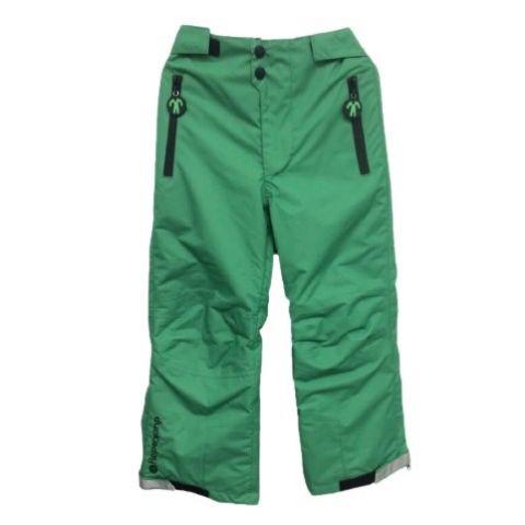 DUCKSDAY spodnie zimowe green 08Y