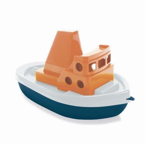 Statek do zabawy dla chłopca z Bioplastiku Dantoy