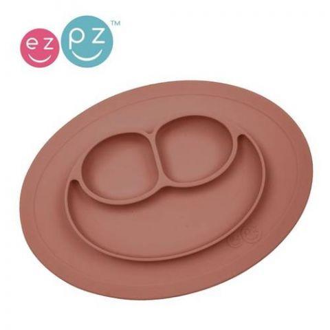 silikonowy talerzyk dla niemowlaka