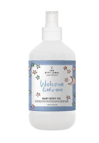 the gift label oliwka dla niemowląt