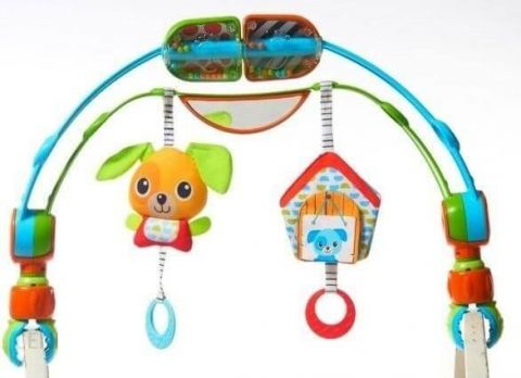 Tiny Love Łuk z zabawkami Spin'n'Kick