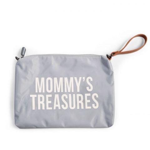 torebka childhome mommy's treasure szara