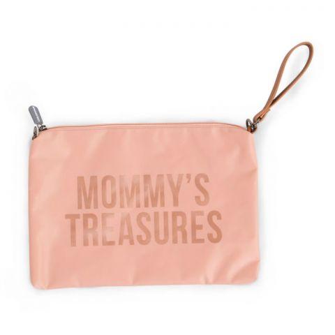 Childhome Torebka Mommy's Treasures Różowa