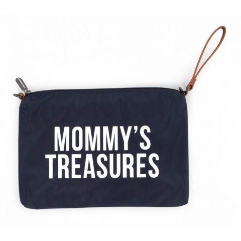 Childhome Torebka Mommy's Treasures Granatowa