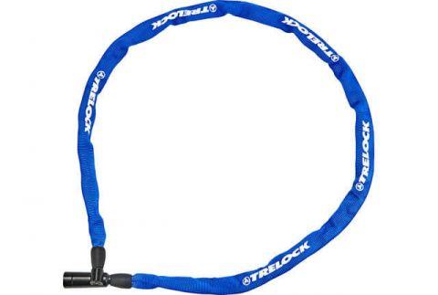 Trelock - zapięcie rowerowe łańcuch 110 cm niebieski