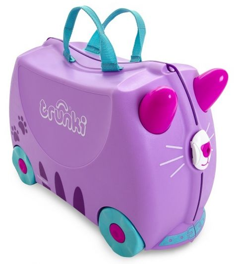 Trunki walizka jeżdżąca Cassie
