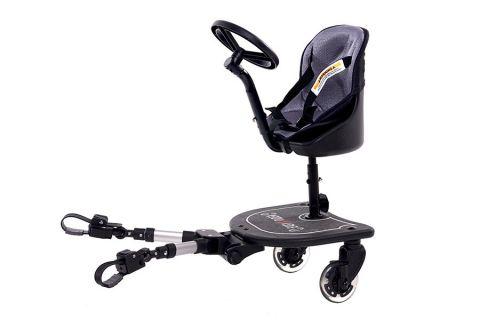 Easy X Rider V2 dostawka do wózka z kierownicą