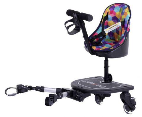 Easy X Rider V2 dostawka do wózka z poduszką