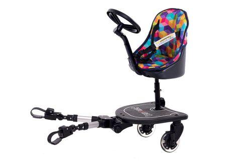 Easy X Rider V2 dostawka z kierownicą i poduszką