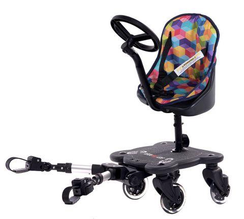 Easy X Rider V5 dostawka z kierownicą i poduszką