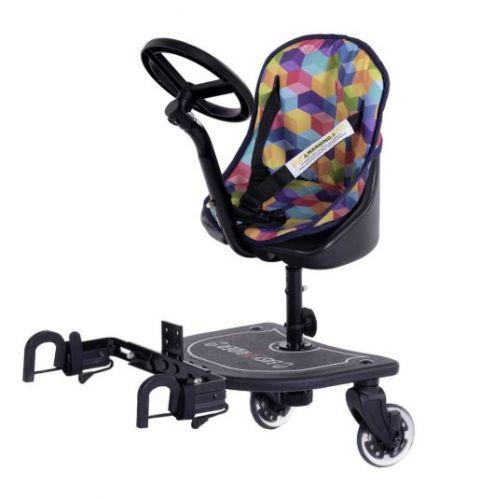 Easy X Rider V1 dostawka z kierownicą i poduszką