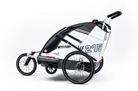 Przyczepka rowerowa Leggero VENTO R SAIL Sport