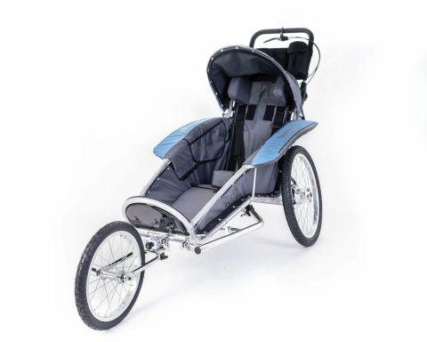 Wózek specjalny dla niepełnosprawnych Kozlik Junior