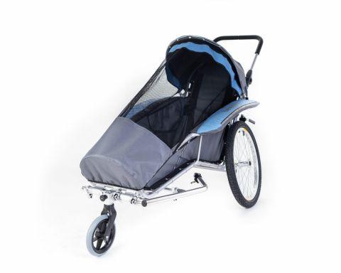 Wózek Kozlik Junior Elegance dla osób niepełnosprawnych