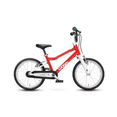 Rower 16'' WOOM 3 czerwony