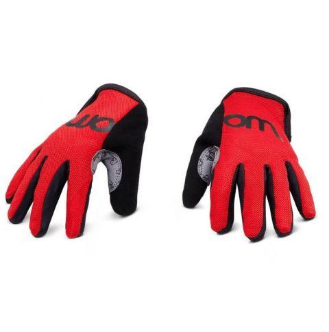 WOOM rękawiczki 7 czerwone
