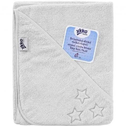 XKKO ręcznik 90x90 frotte biały