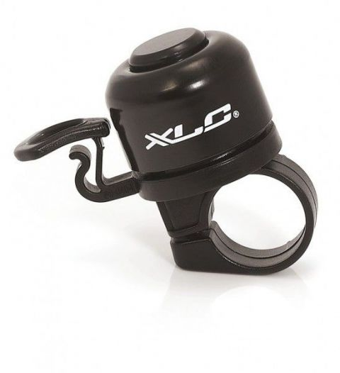 XLC Mini dzwonek Czarny DD-M06