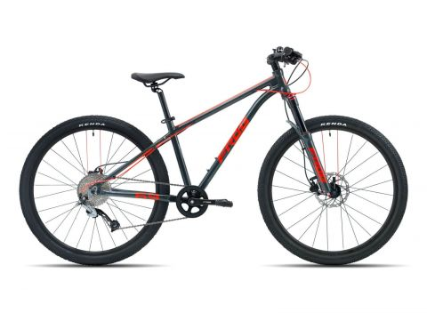 Rower Frog 69 MTB Grey/Neon Red