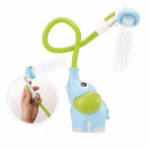 Yookidoo Zabawka do kąpieli Prysznic Słonik Blue